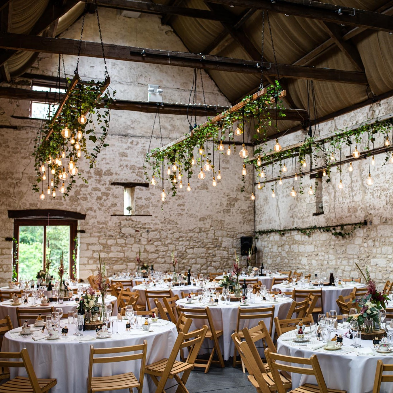 Gorwell Farm Barn Wedding Catering